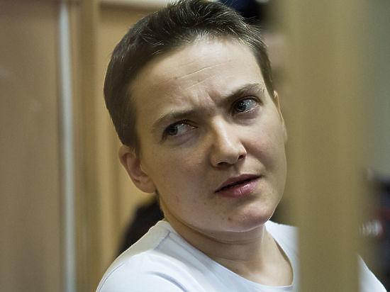 Чтобы накормить Савченко силой, ее придется поместить в психбольницу