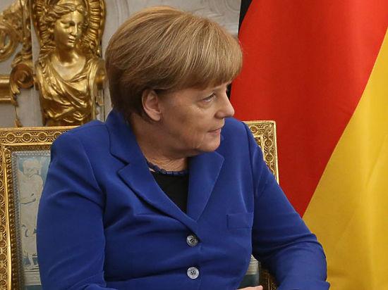 Избиратели «прокатили» партию Меркель на местных выборах