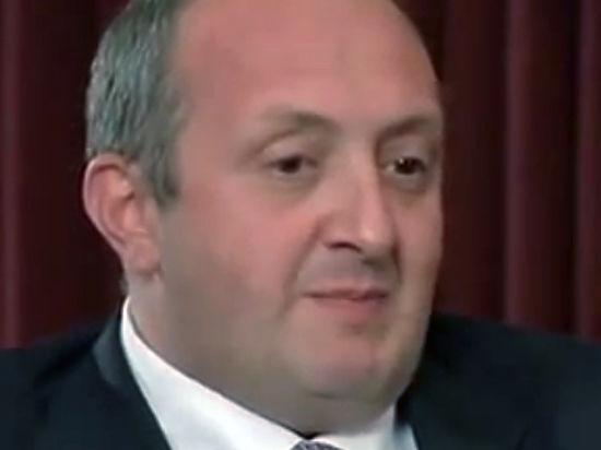 Президент Грузии продолжит заниматься сексом, несмотря на провокационные видео