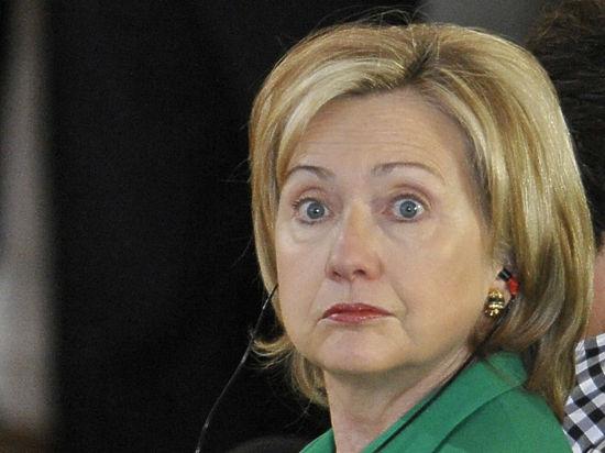 Коммунисты требуют от Владимира Путина санкций против Хиллари Клинтон