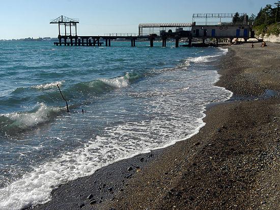 Вместо Турции и Египта россияне для отдыха выбрали Абхазию
