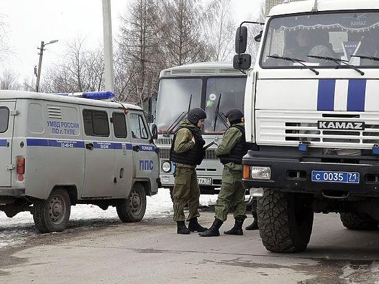 Цыгане устроили бунт из-за аварии на газопроводе в Тульской области