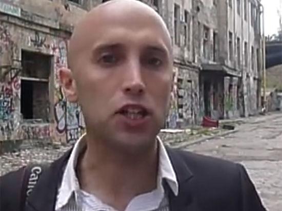 Британского журналиста задержали в Риге во время шествия легионеров SS