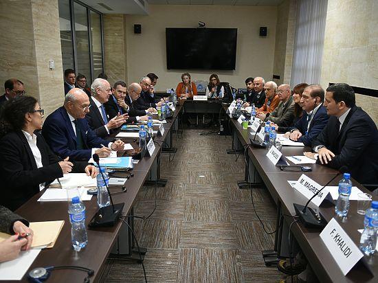 Новые переговоры по Сирии пройдут в прямом формате
