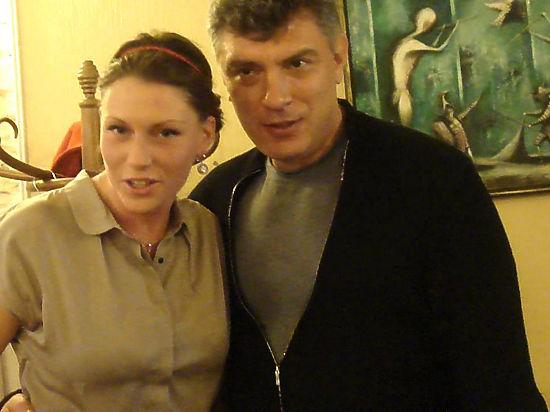 Екатерина Ифтоди угрожает эксгумацией тела Немцова