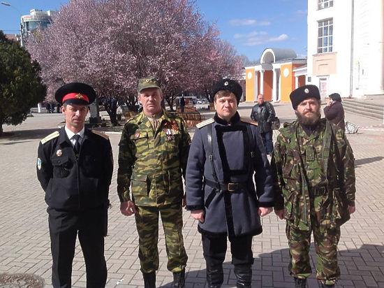 «Вежливый человек» рассказал о претензиях к властям Крыма