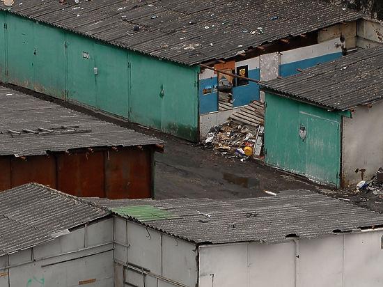 Снести гараж железный чернобыльца имеют право?