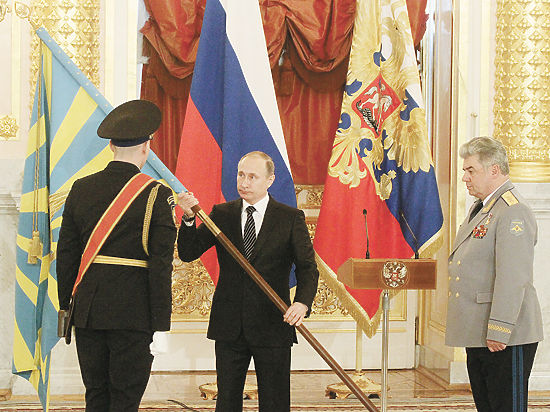 Путин заявил о возможности наращивания российской группировки в Сирии