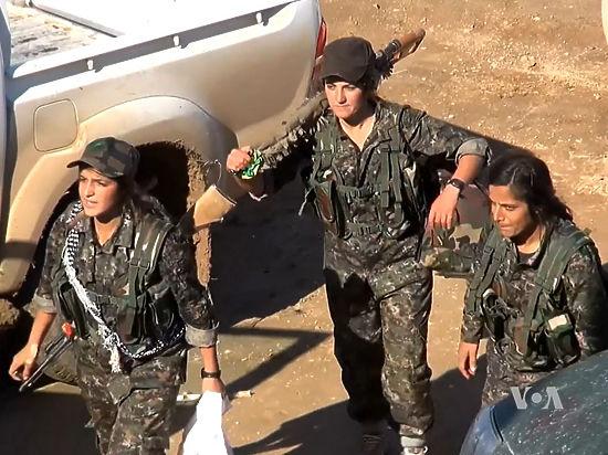 Создание курдской автономии только осложнит решение сирийского кризиса