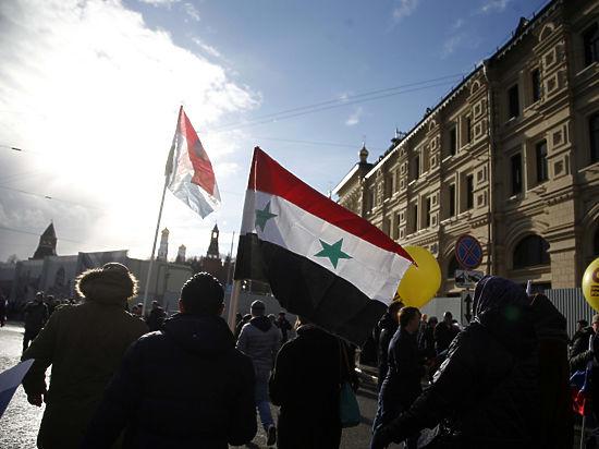 Митинг в честь присоединения Крыма собрал около 15 тысяч человек