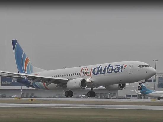 Самолет авиакомпании FlyDubai, выполнявший рейс FZ-981 из Дубая, упал при повторном заходе на посадку в аэропорту Ростова-на-Дону