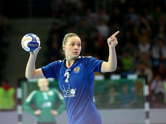 Гандбол: женская сборная России досрочно отобралась на Олимпиаду