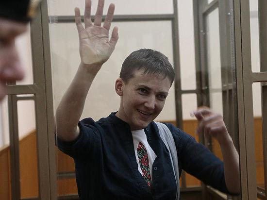 Суд приговорил Савченко к 22 годам в колонии