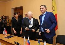 Усатый: «Сотрудничество с Россией – новые перспективы для молодого поколения молдаван»