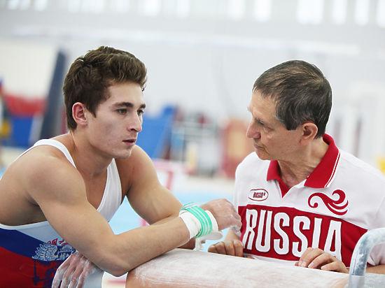 Как спортивные гимнасты готовятся к главному старту - Олимпиаде-2016