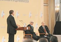 На встрече с Путиным олигархам приказали сидеть в подгузниках