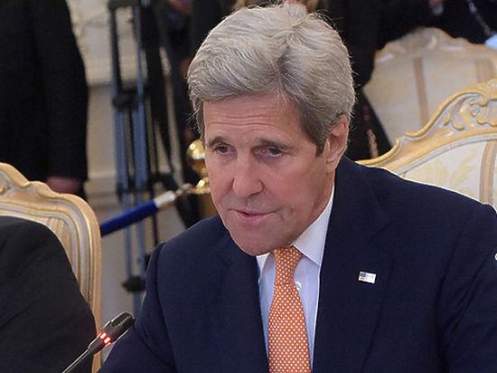 Эксперты считают визит Керри сигналом, что Москва нужна Вашингтону
