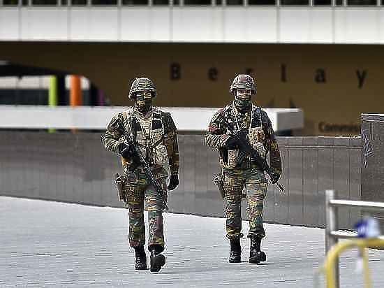 Брюссельские смертники готовились устроить в Бельгии атомный апокалипсис