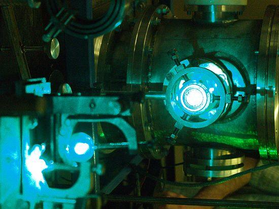 В Дубне заложили первый камень российского коллайдера NICA