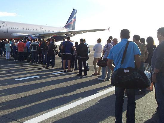 В МИД рассказали, когда россияне снова смогут летать в Египет