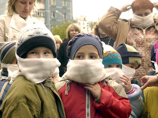 Эксперты предрекли беспрецедентную вспышку особо опасного гриппа