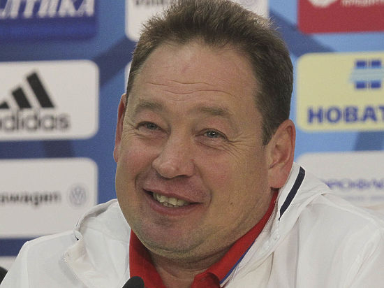Слуцкий не взял первого в сборной бразильца на матч с Францией