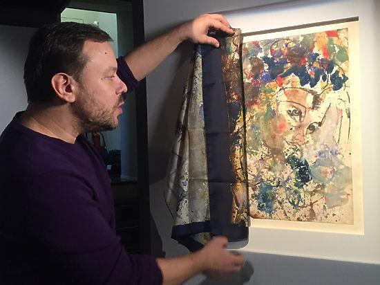 В музее Зверева показывают портреты его красавиц