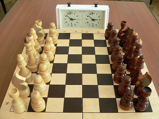 Шахматный турнир на Украине закончился мордобоем