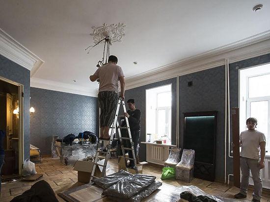 Евгений Вахтангов получил новую квартиру