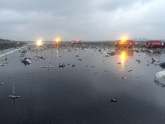 Конфликт между пилотами произошел за несколько секунд до катастрофы