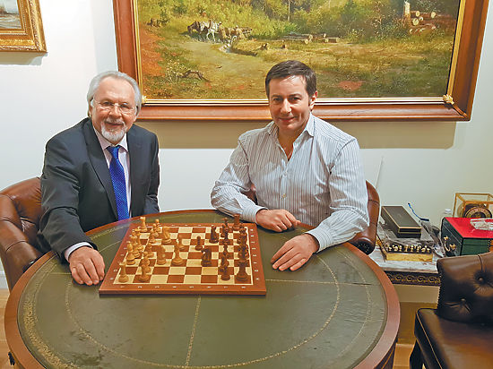 «МК» возрождает легендарный турнир по шахматным поддавкам