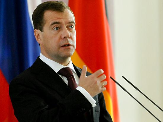 Медведев дал поручение разработать честную методологию подсчета стоимости наделов