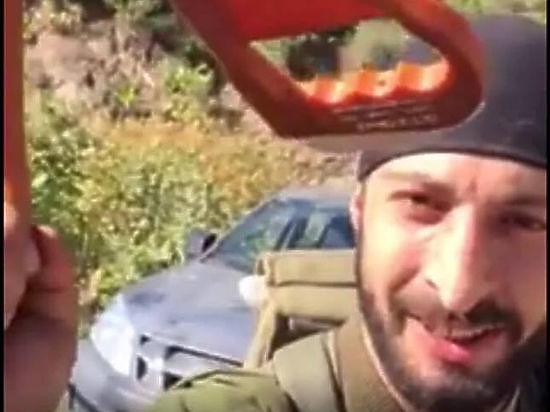 Альпарслана Челика задержали в Измире