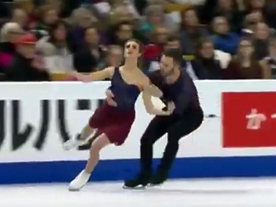 Российские танцоры не вытянули цифру 13