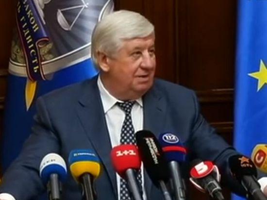 Об этом украинский президент сам заявил в телеэфире