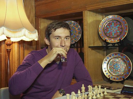 Сергей Карякин - чемпион мира!