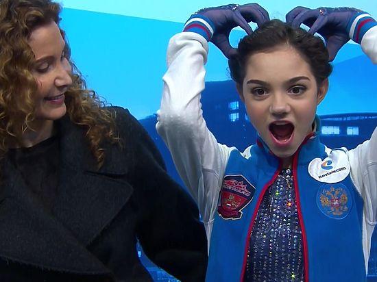 Российская фигуристка победила с мировым рекордом
