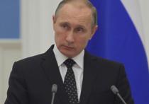 Кремль оценил конспирологическую теорию создания Нацгвардии как «личного отряда Путина»