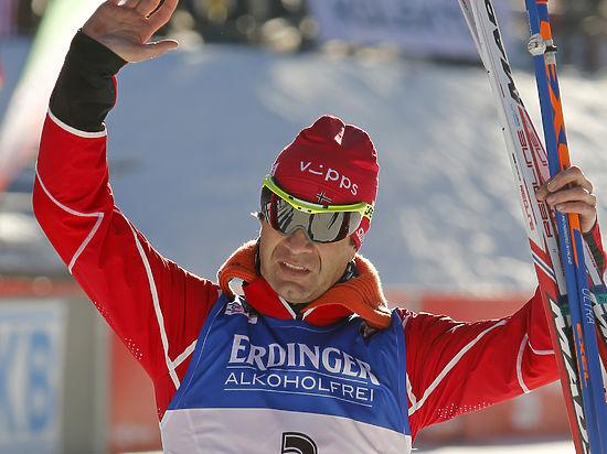 О беременности белорусской спортсменки заявил легендарный норвежец