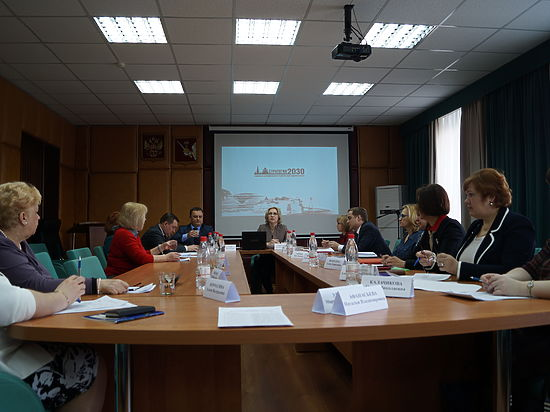 Марина Денисова выступила с инициативой оказания всесторонней помощи семьям, в которых родился первенец-инвалид