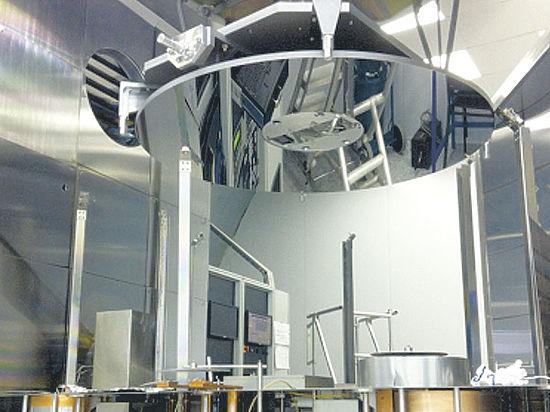 Специалисты-атомщики разработали уникальное многофункциональное покрытие оптических элементов, позволяющее вдвое повысить чувствительность космических телескопов