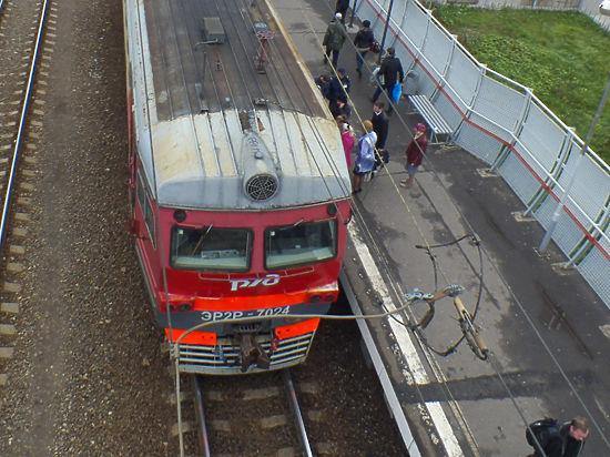 Платформа Яуза Ярославского направления закрывается на ремонт