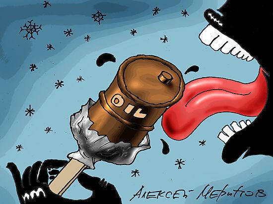 Тегеран отказался «заморозить» добычу