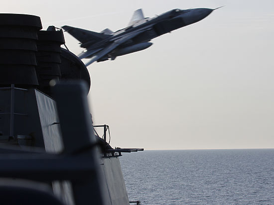 Пентагон ранее опубликовал фото и видео пролета российских самолетов