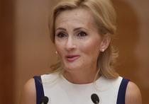 Депутат Ирина Яровая развелась с мужем-бизнесменом