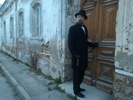 В Крыму сняли фильм о последних днях жизни Чехова