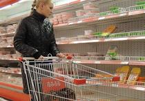 Больше половины доходов россияне стали тратить на еду
