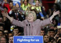 Праймериз в Нью-Йорке: Эмпайр-Стейт-Билдинг «проголосовал» за Трампа и Клинтон