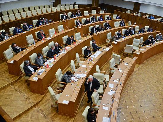 Депутаты без зарплаты. У свердловских парламентариев «утащили кошелек»