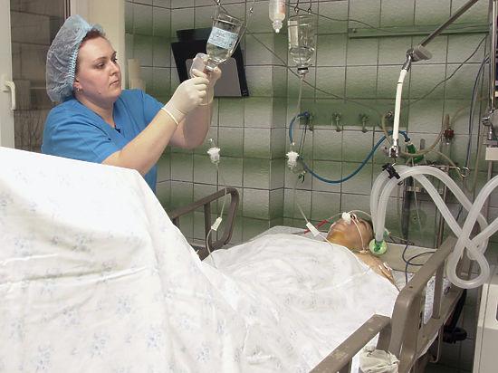 К тяжелобольным пациентам начнут пускать родственников